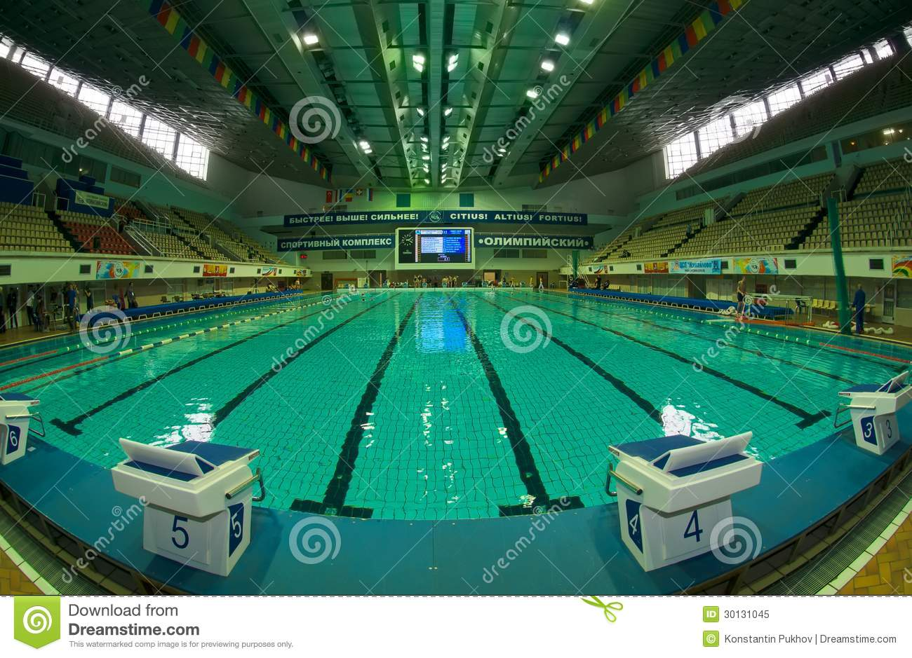 Swimming Pool Editorial Image Image 30131045