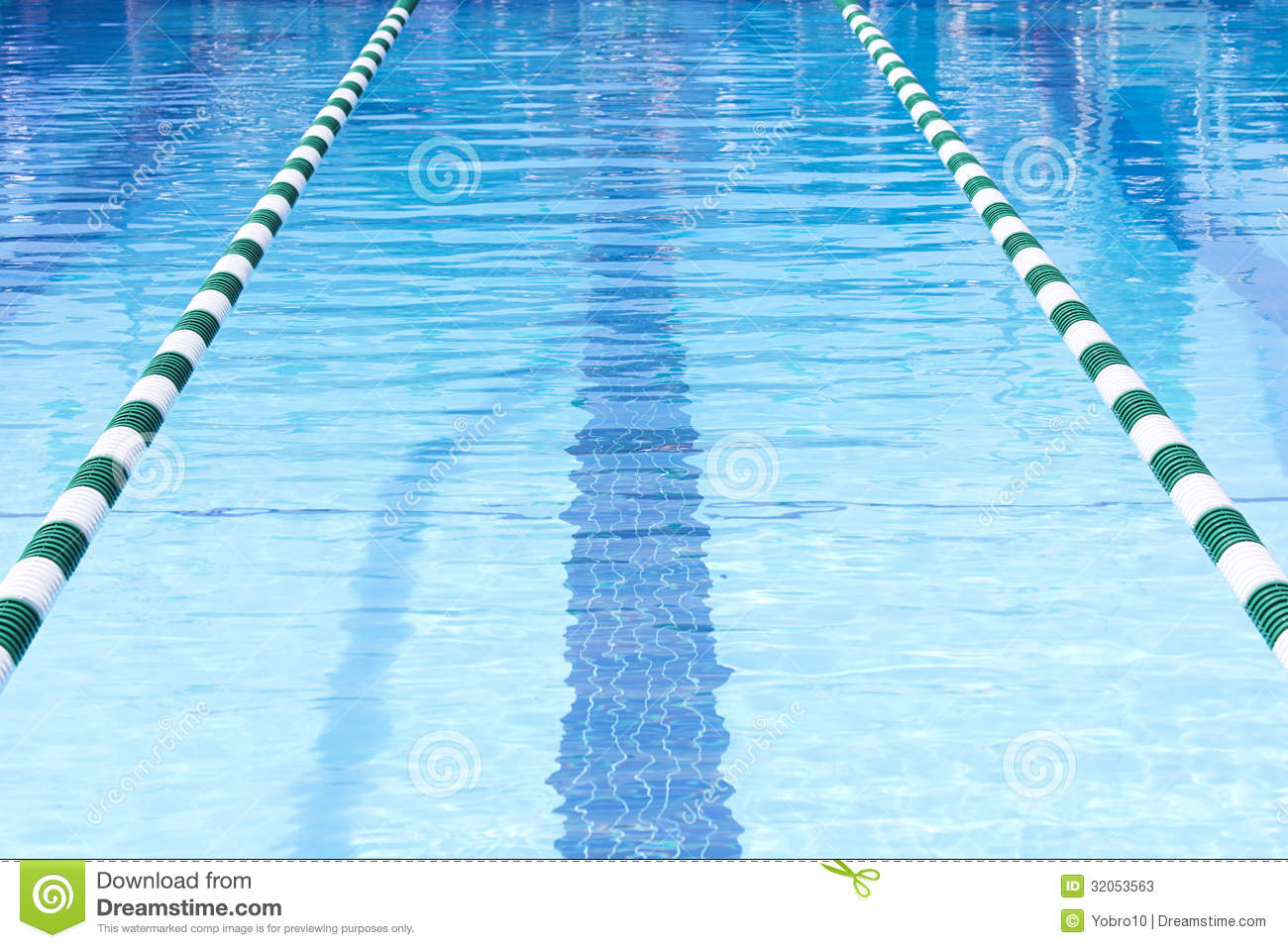 royalty free stock photo download swimming pool swim lanes - Olympic Swimming Pool Lanes