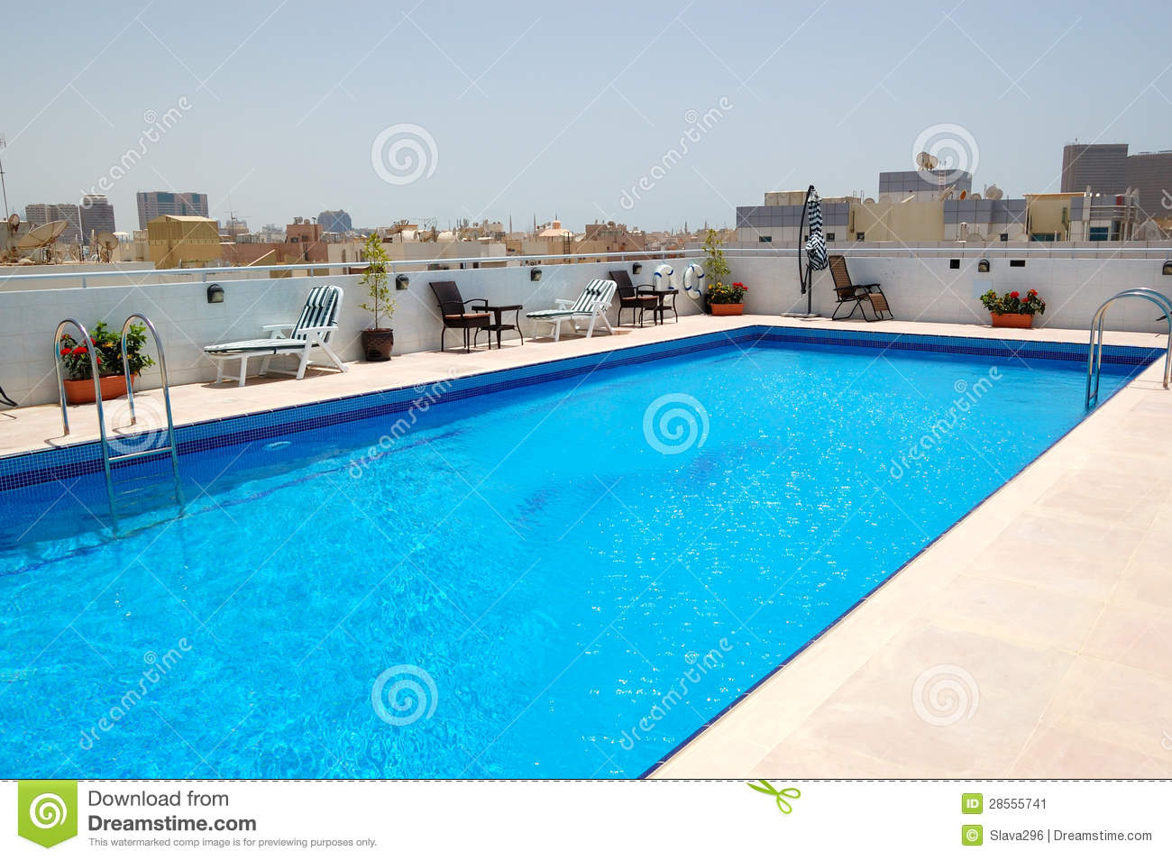 Swimming pool on the top of skyscraper stock image image - Swimming pool on top of skyscraper ...