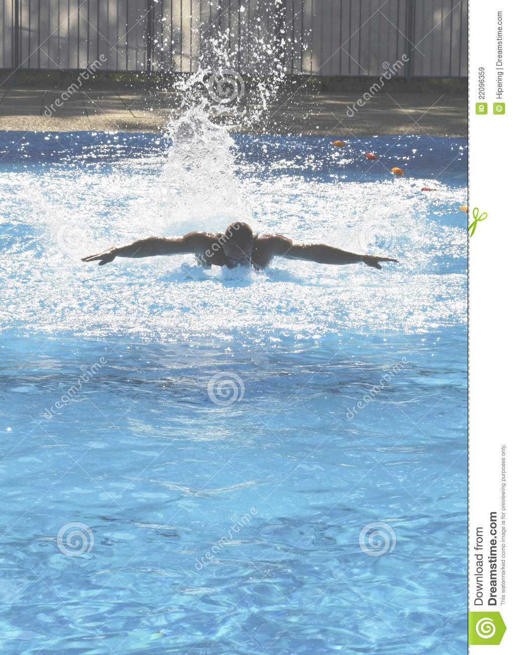 Swimming pool training royalty free stock images image 22096359 for Swimming pool certification course