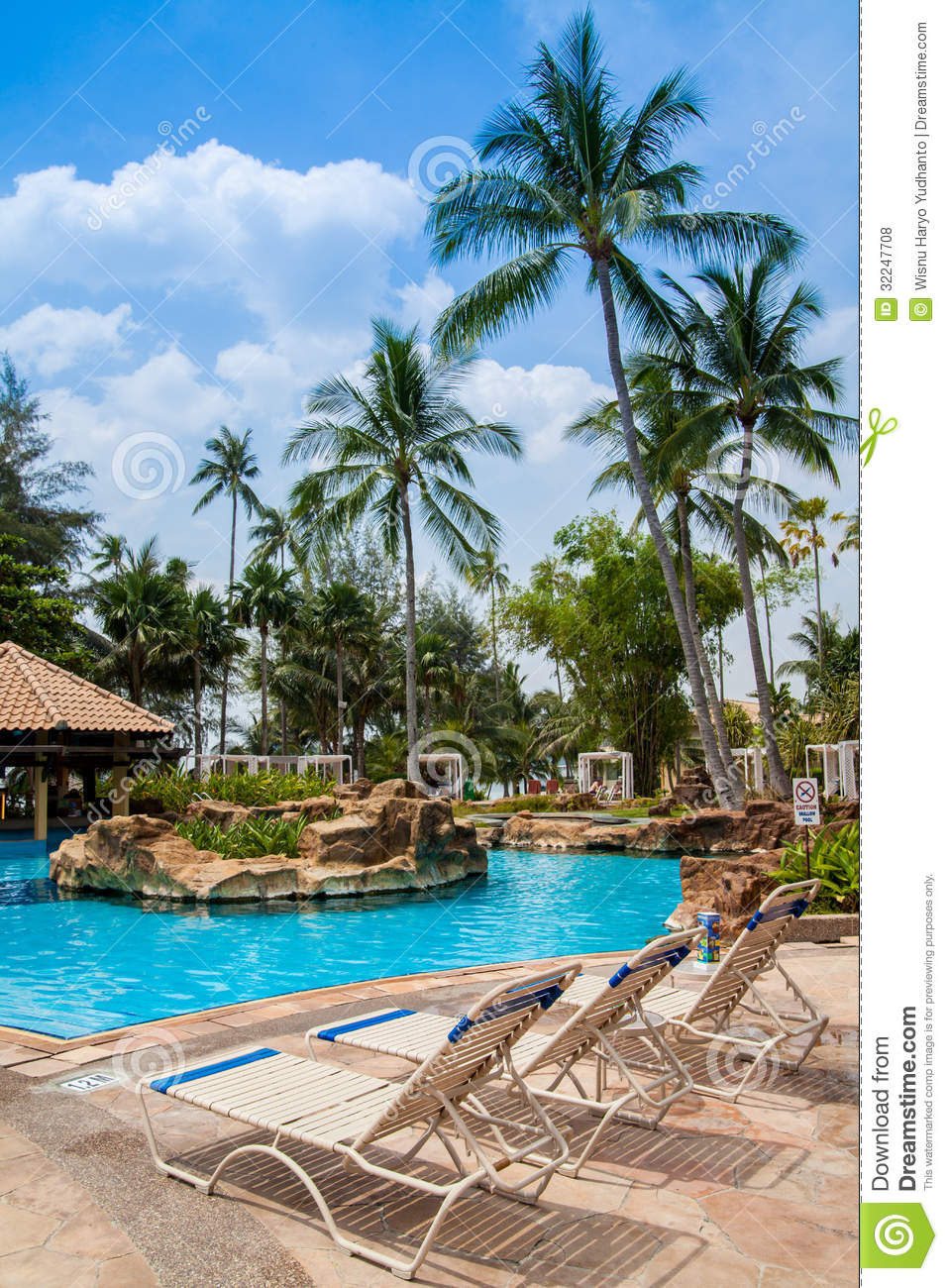 Swimming Pool Royalty Free Stock Photos Image 32247708