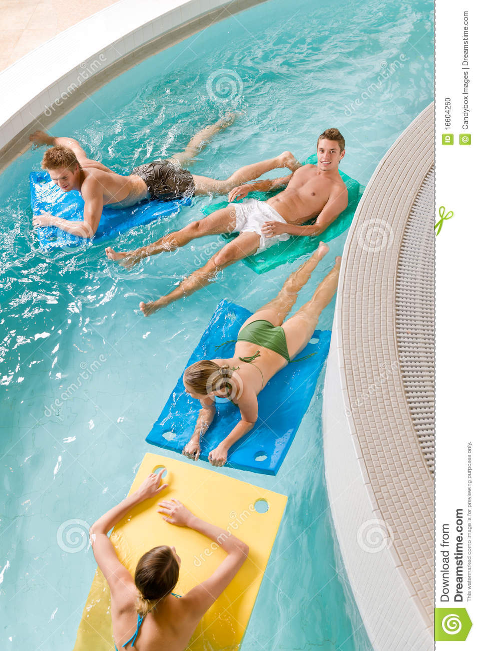 How to Have Fun in the Pool
