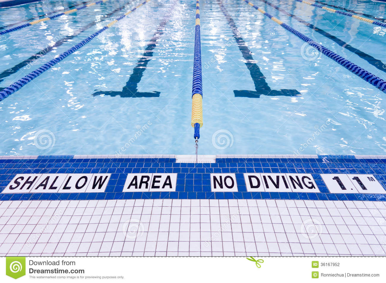 No Swimming Pool : Swimming poolside sign stock photo image of turquoise