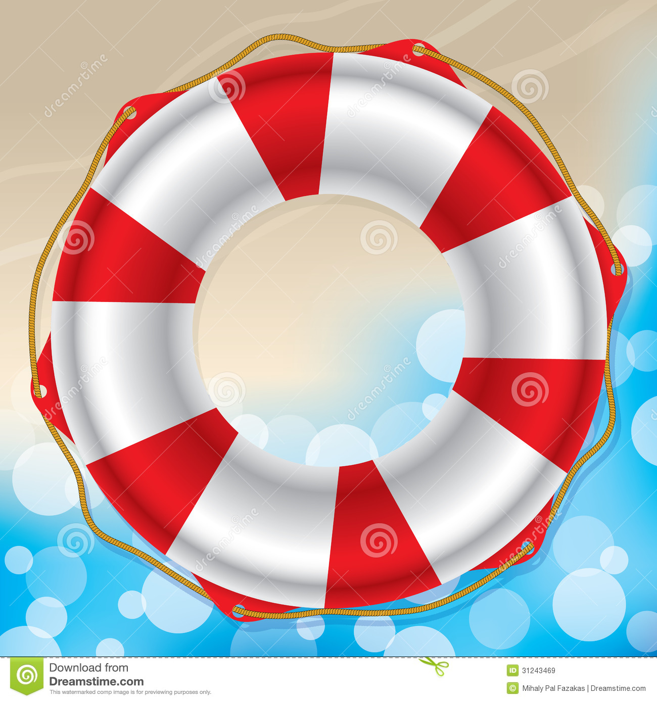 Swimming Ring Royalty Free Stock Images Image 31243469