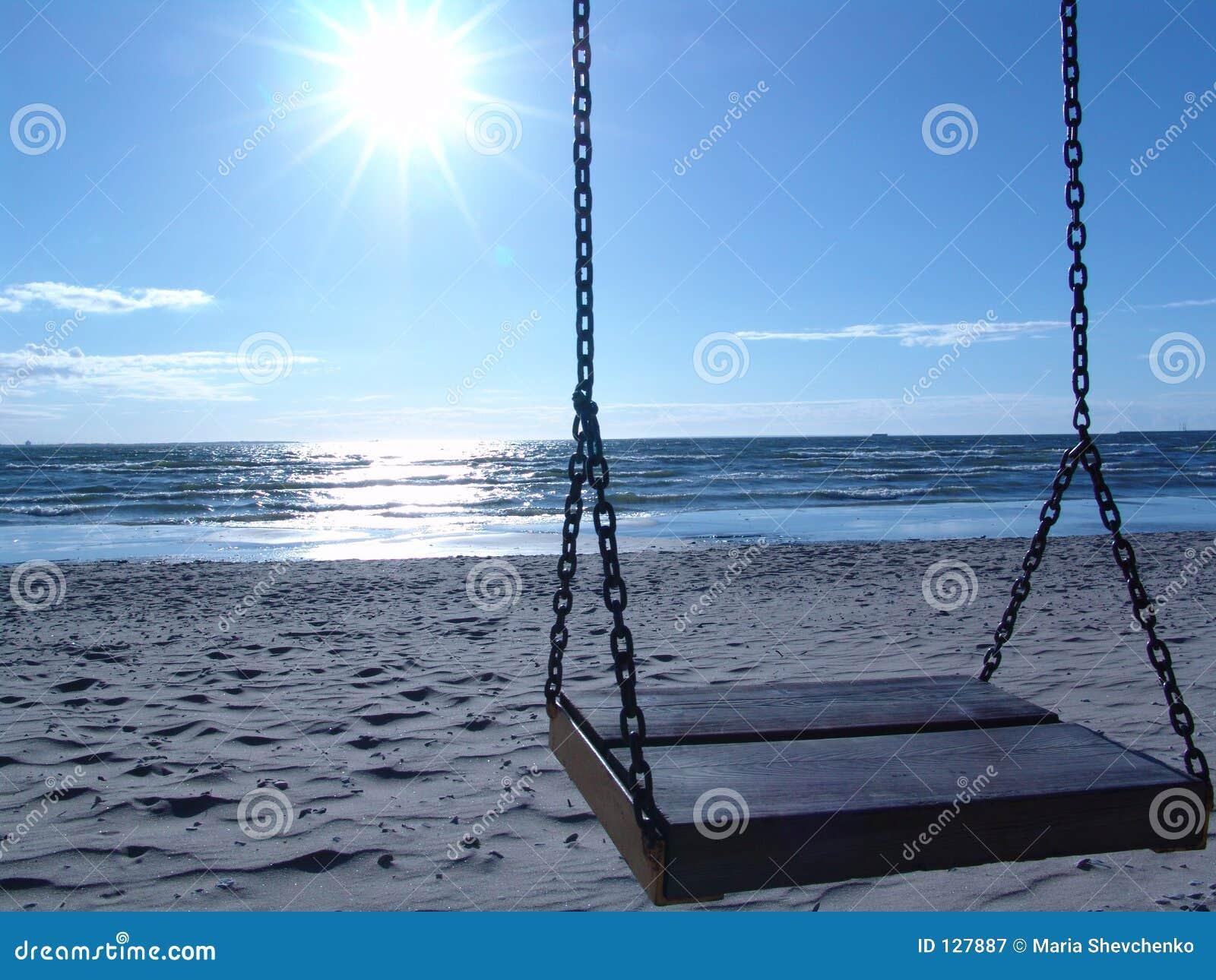 Swing plażowa