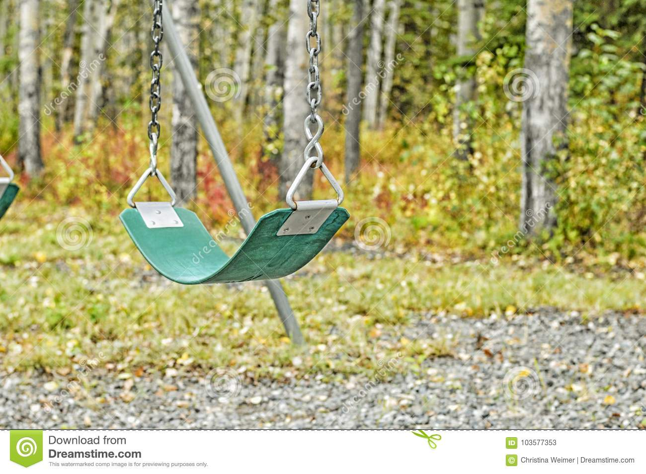 Swinging on the swingset of life