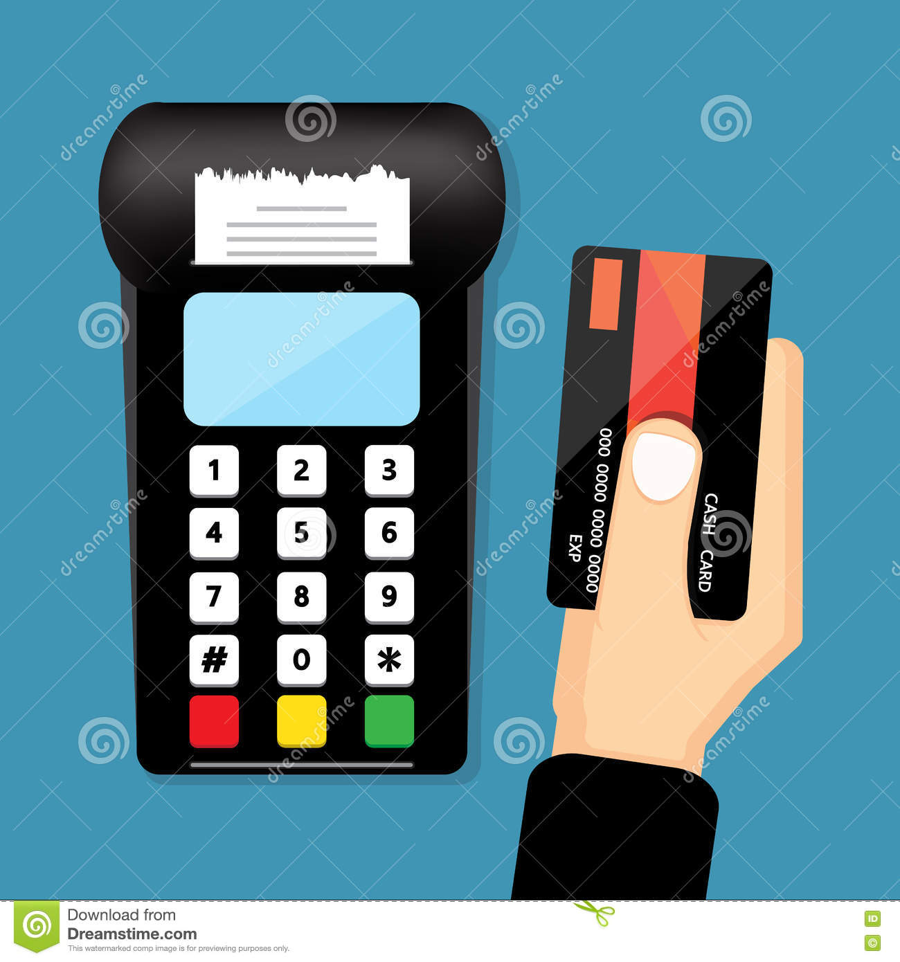 how to apply for credit card swipe machine