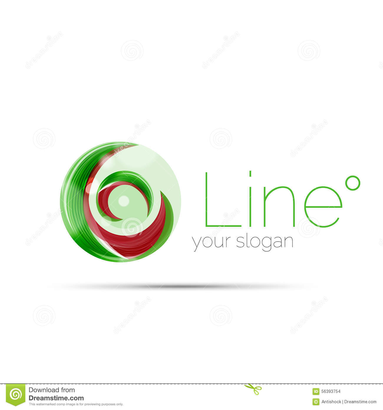 Company Logo Design Ideas circle of life corporate logoscircle Swirl Company Logo Design