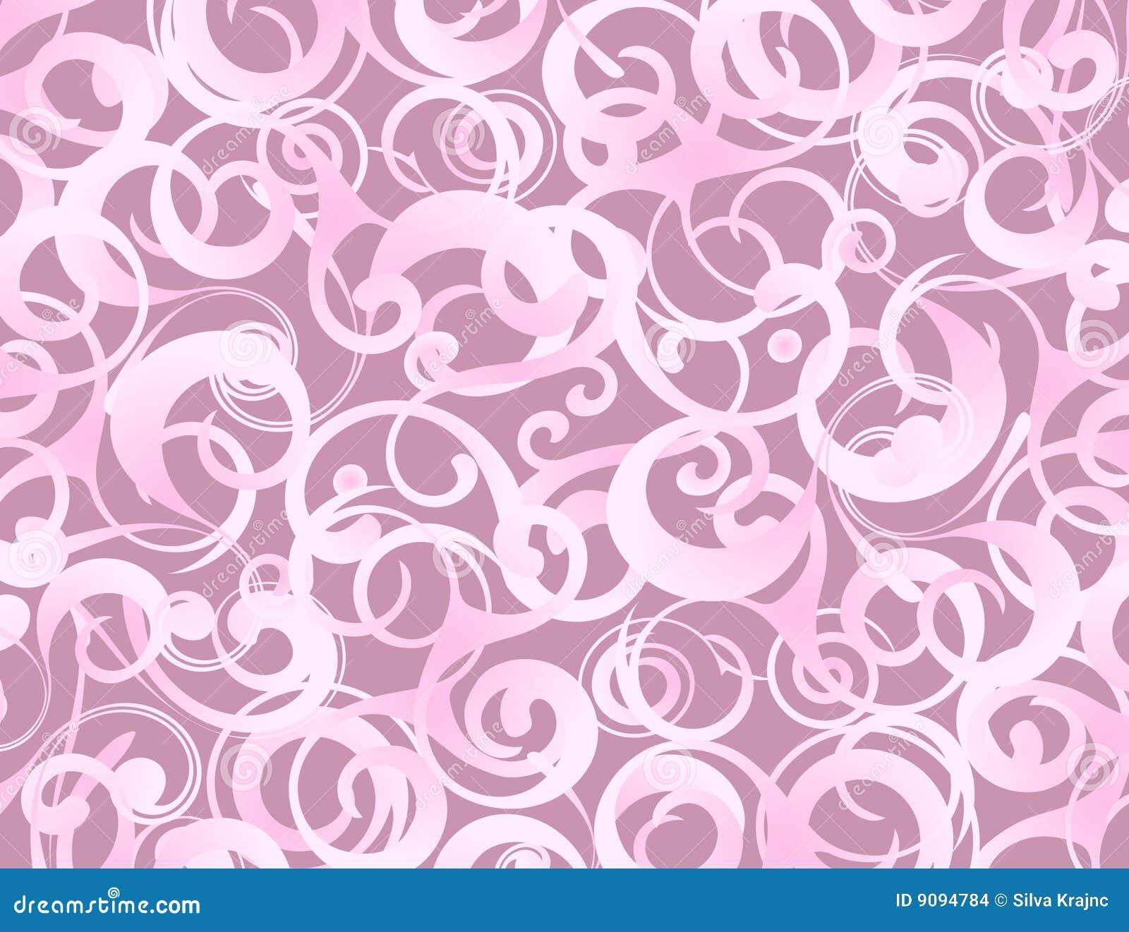 Swirly Hintergrundvektor