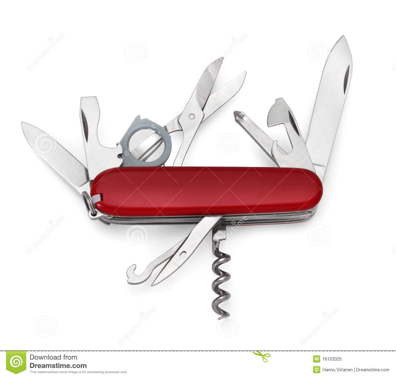 Swiss Army Knife Royalty Free Stock Photo Image 16103325