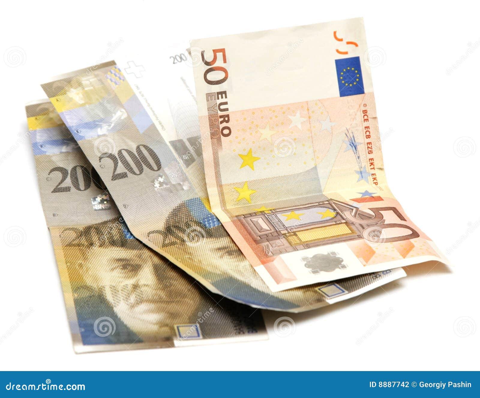 200 Chf Euro