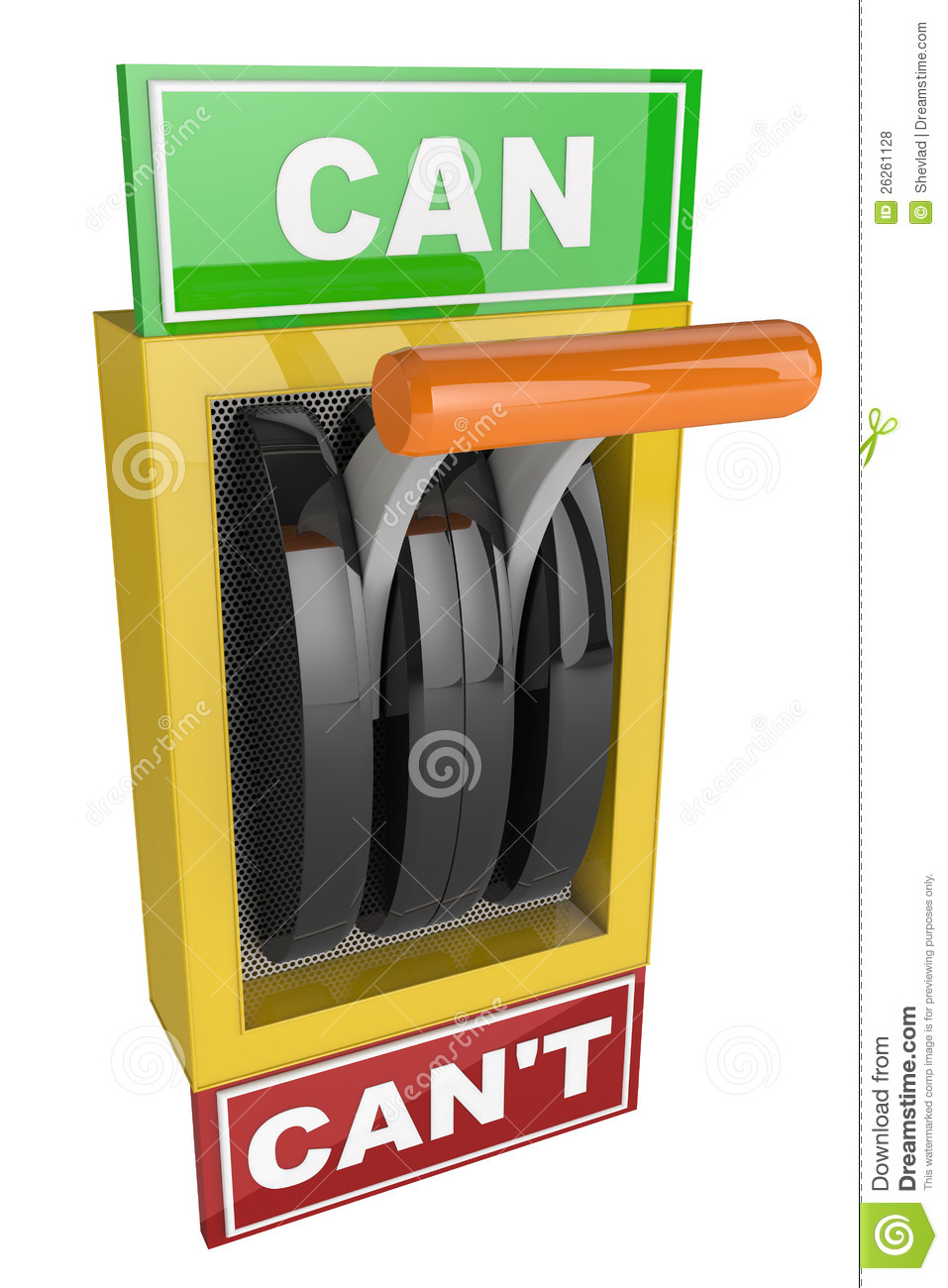 Switch Can and Can t