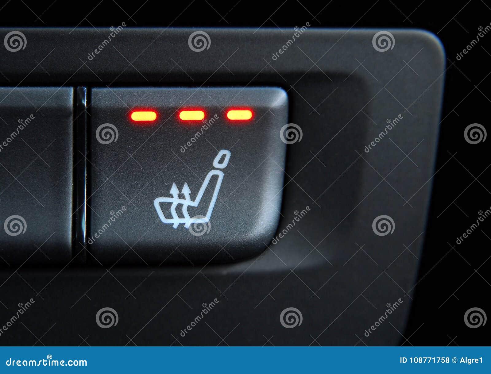Switch Heating Car Seats