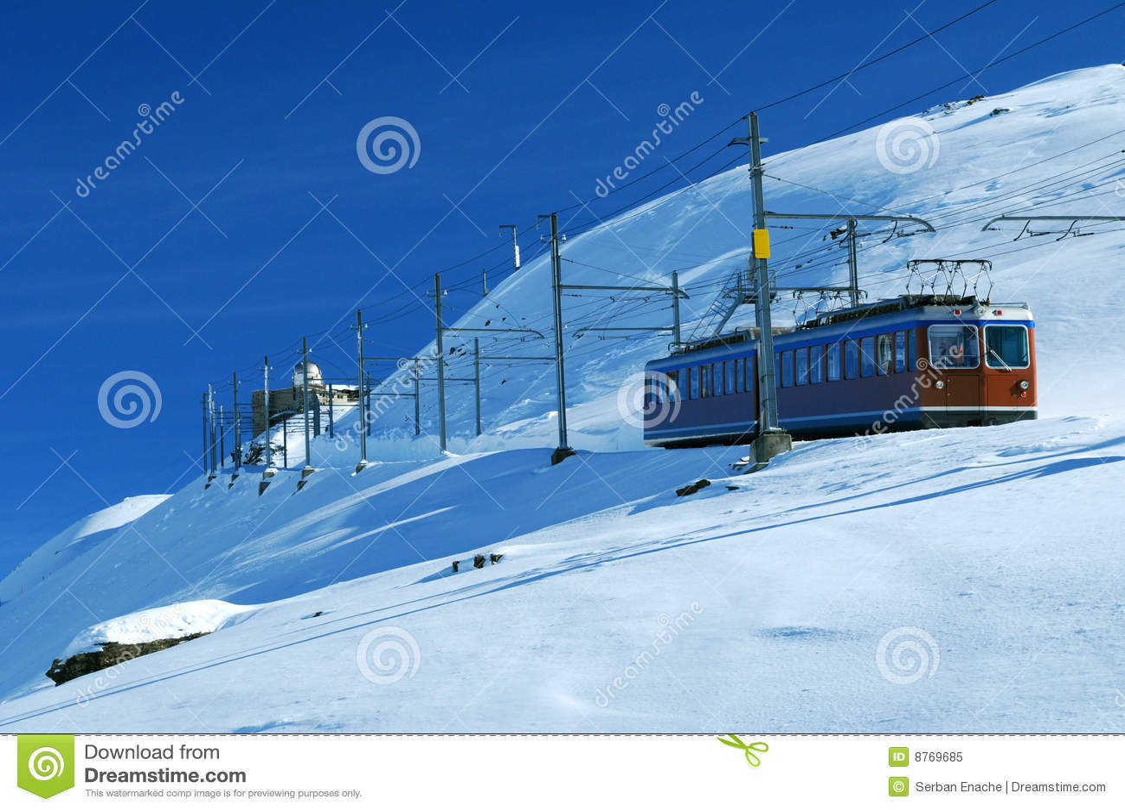 Switzerland pociąg