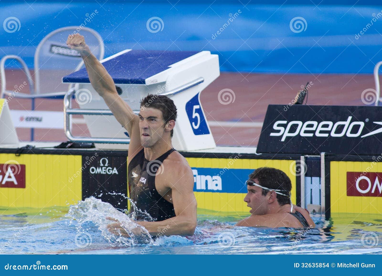 SWM: Światowy Aquatics mistrzostwo - mężczyzna 100m motyli finał