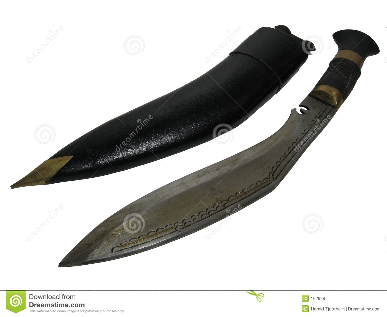 Sword from Nepal