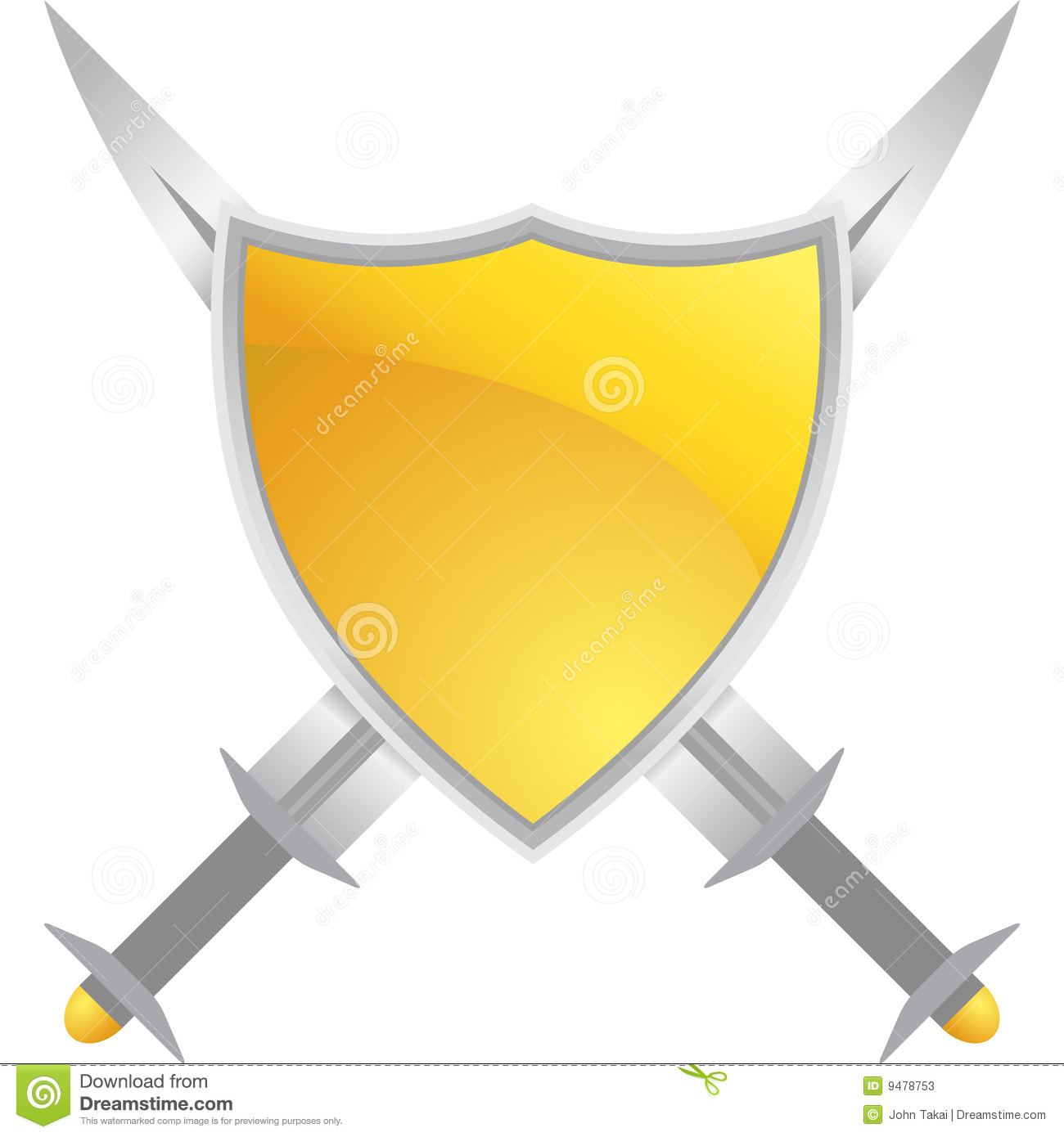 Sword And Shield Stock Photos - Image: 9478753