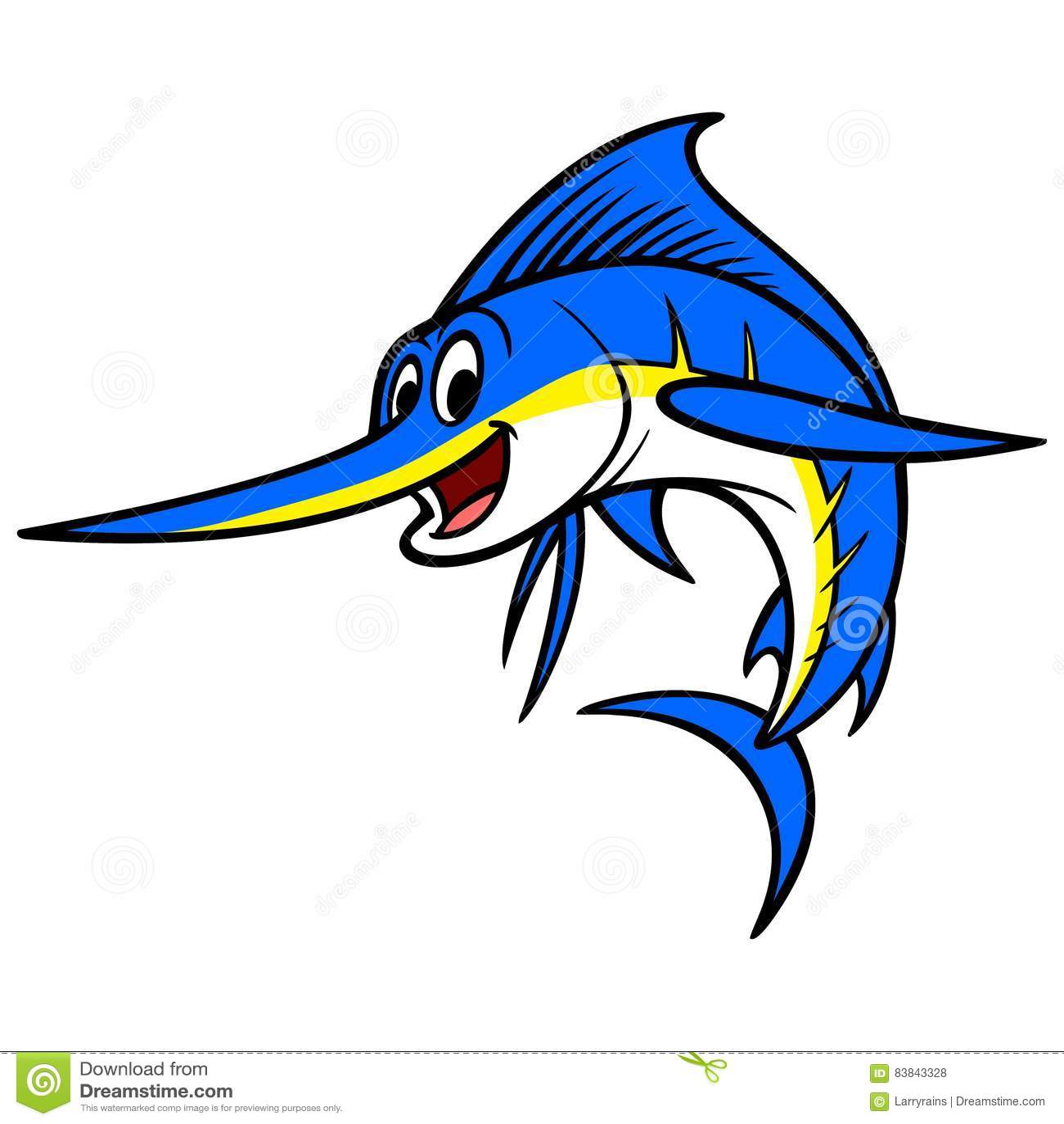 swordfish stock illustrations 1 175 swordfish stock illustrations rh dreamstime com Swordfish Stock swordfish clipart
