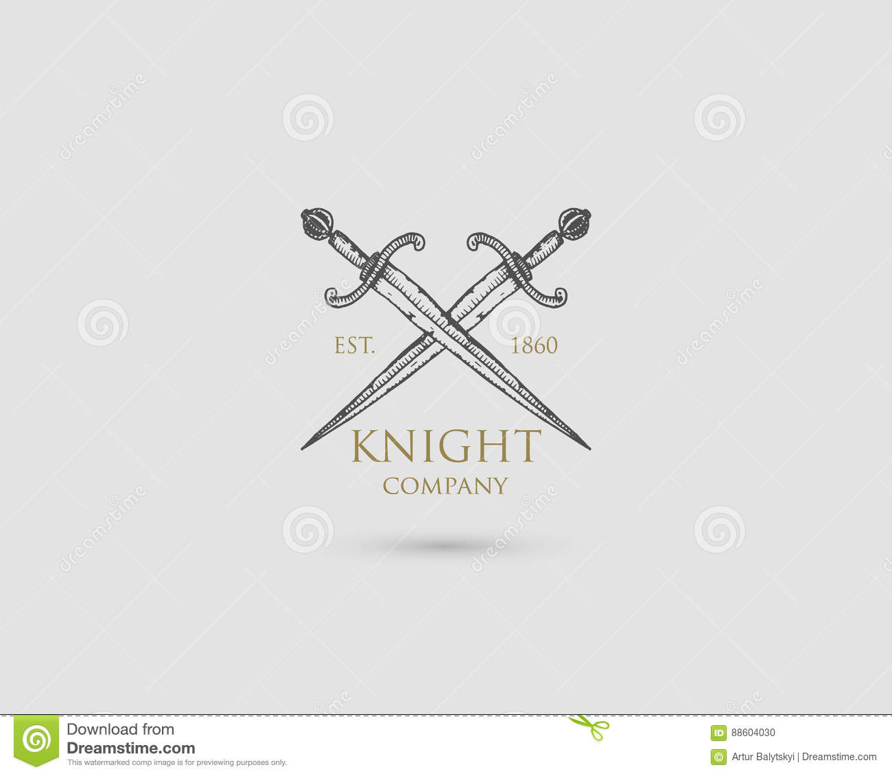 Vintage Sword Diagram Kata Diagrams Wire Origami This Is The We Make In Swords Logo Medieval Knight Dagger Antique Symbol Manual Of Arms