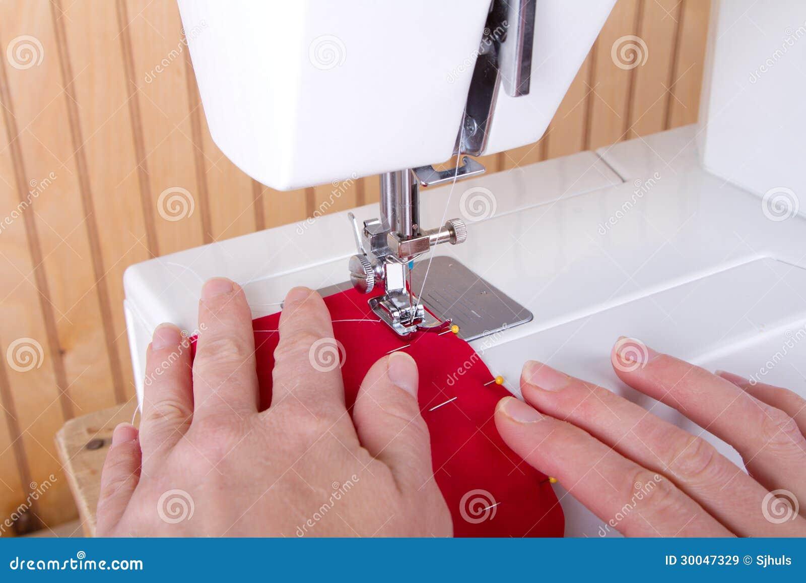 Sy på symaskinen