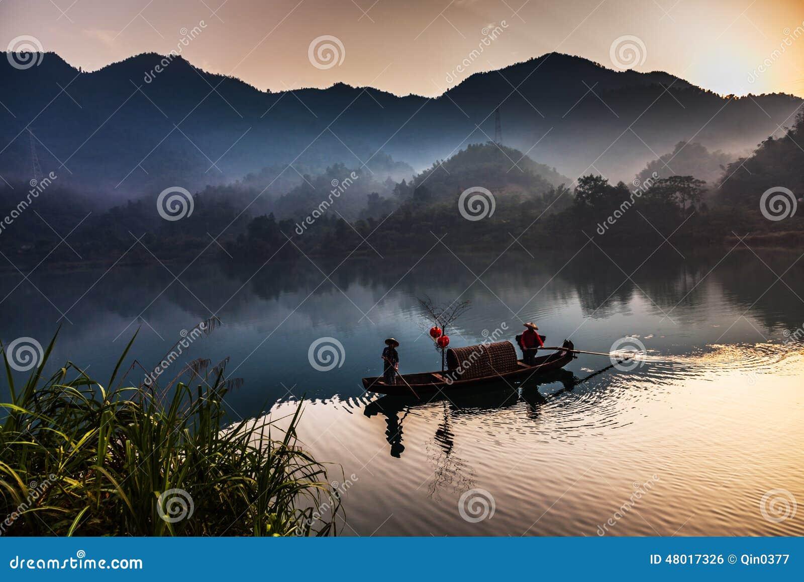 Sydliga Kina i vår