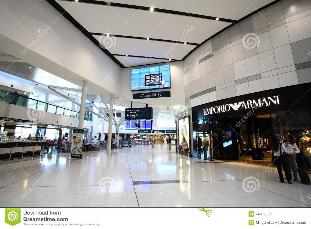 Sydney Airport Editorial Photography Image Of High Black