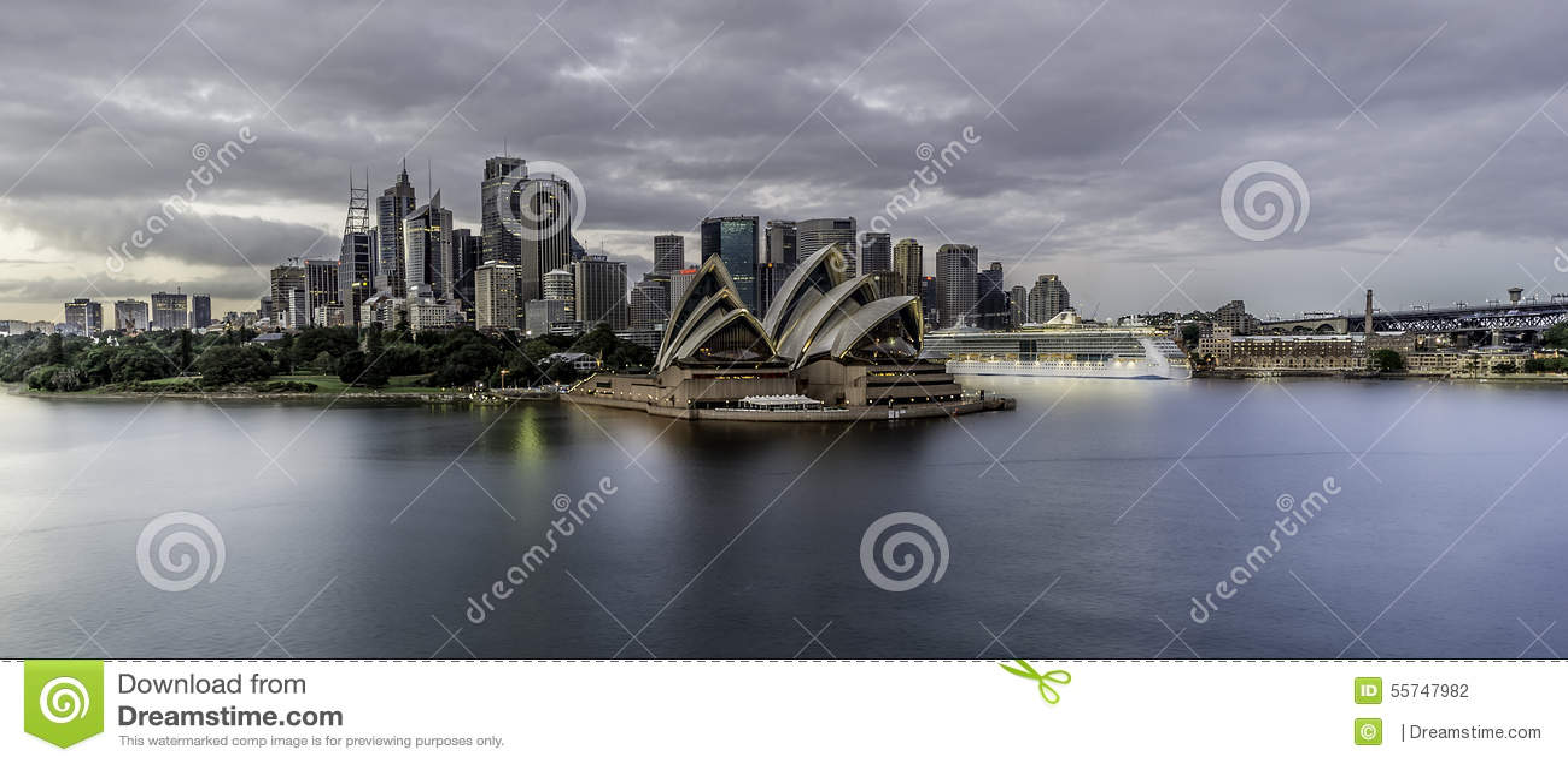 Sydney Australia Harbor