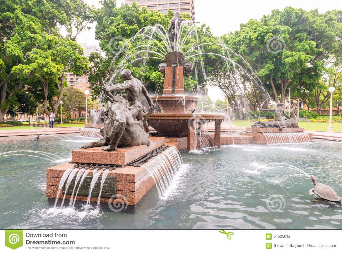 Water fountains hyde park - Hyde Park Day Time Archibald Fountain Water Re