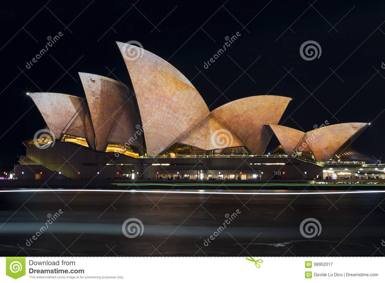 Vivid Sydney editorial photography  Image of modern, evening - 98952017