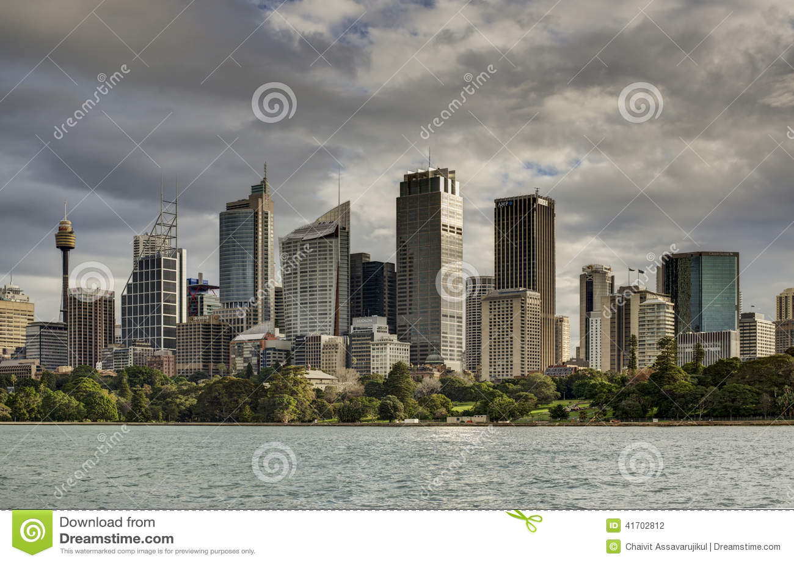 Sydney City Buildings Sydney Australia