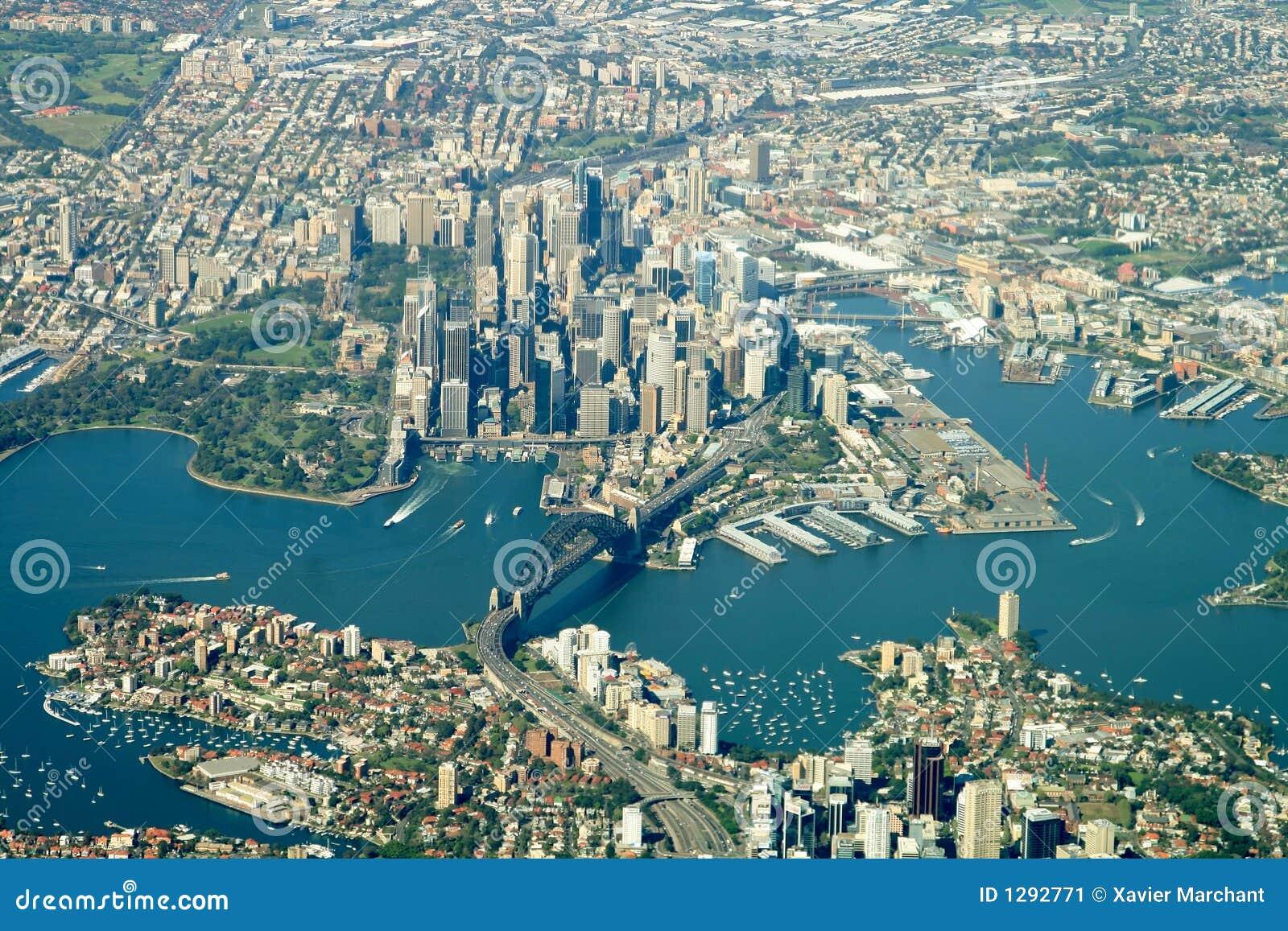 Sydney city center