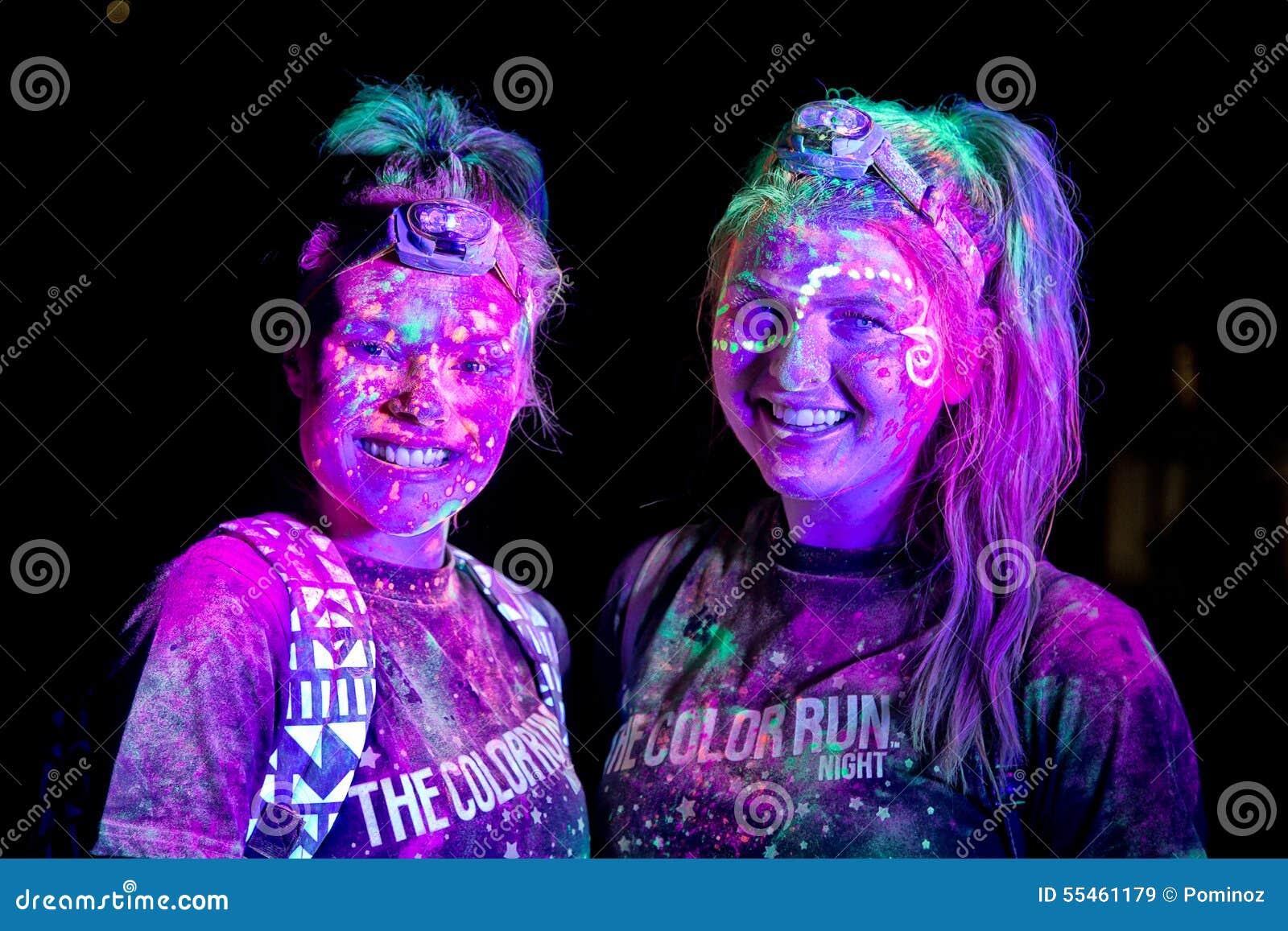 Uv Face Paint Sydney