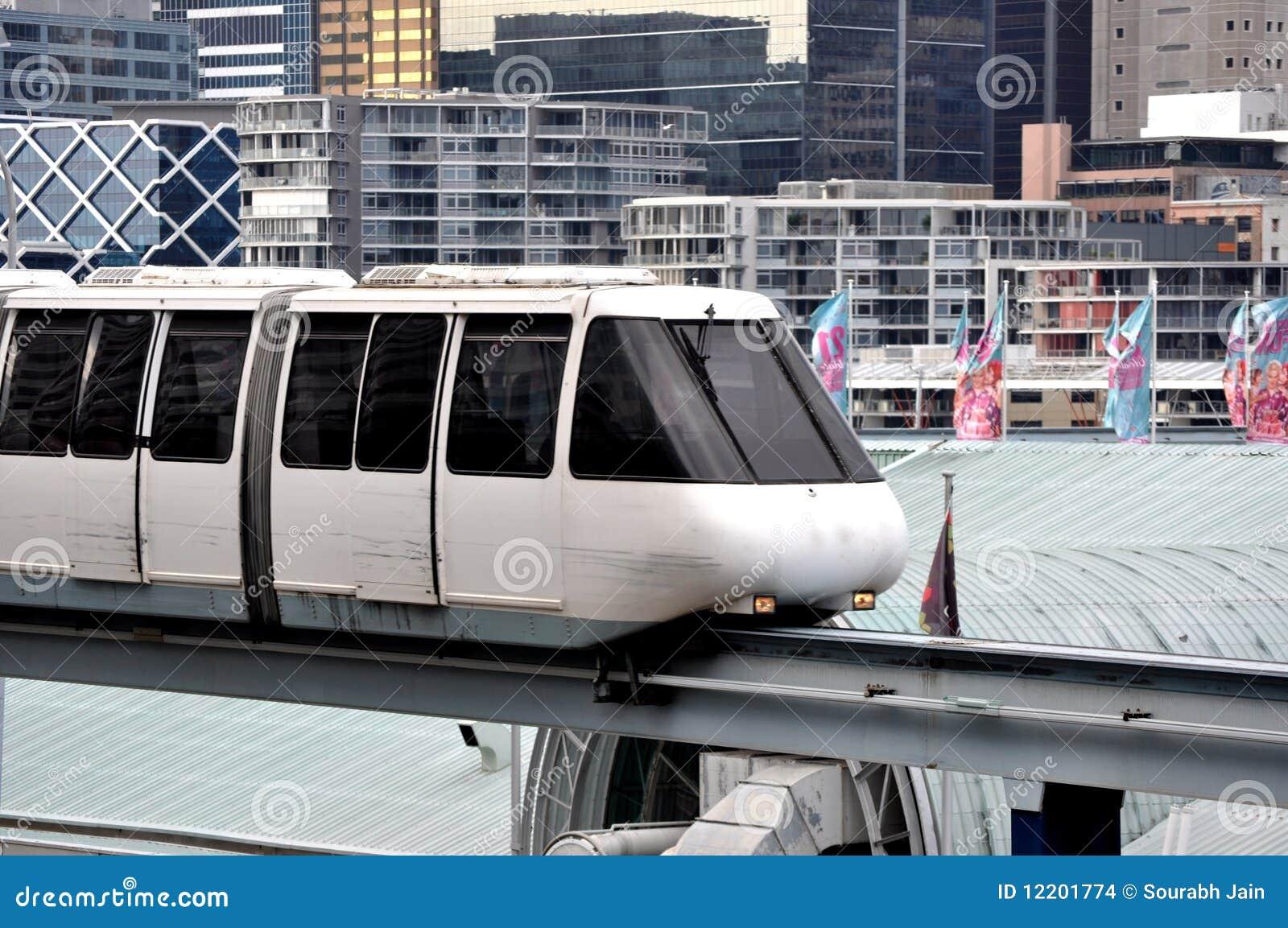 Sydney-Einschienenbahn