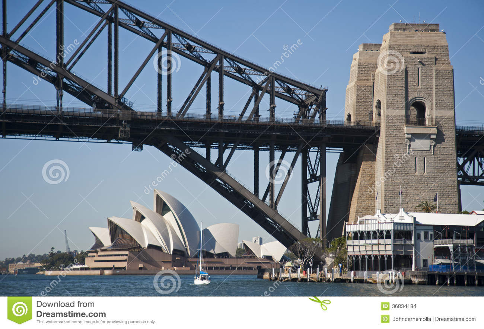 Sydney hamn