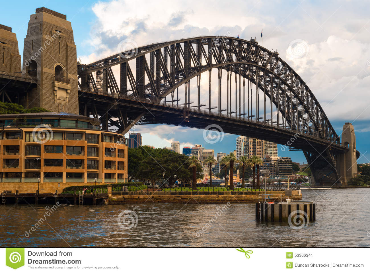 Sydney Harbour Bridge, Australië