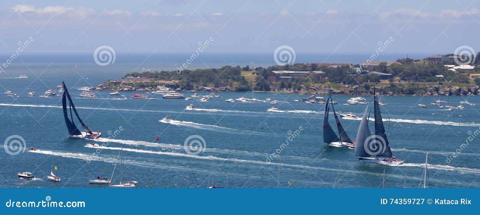 Sydney - Hobart Yacht Race 2014