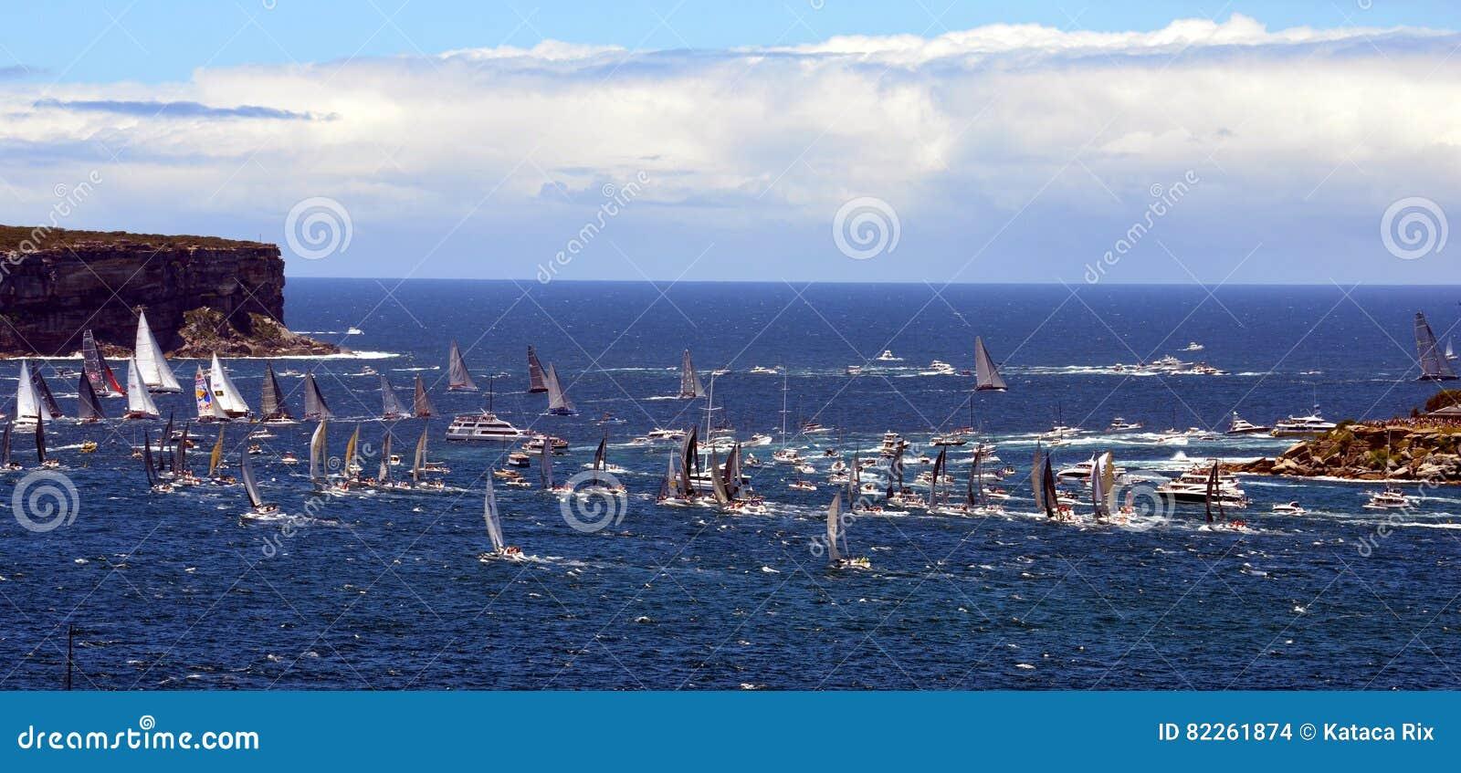 Sydney Hobart Yacht Race 2013