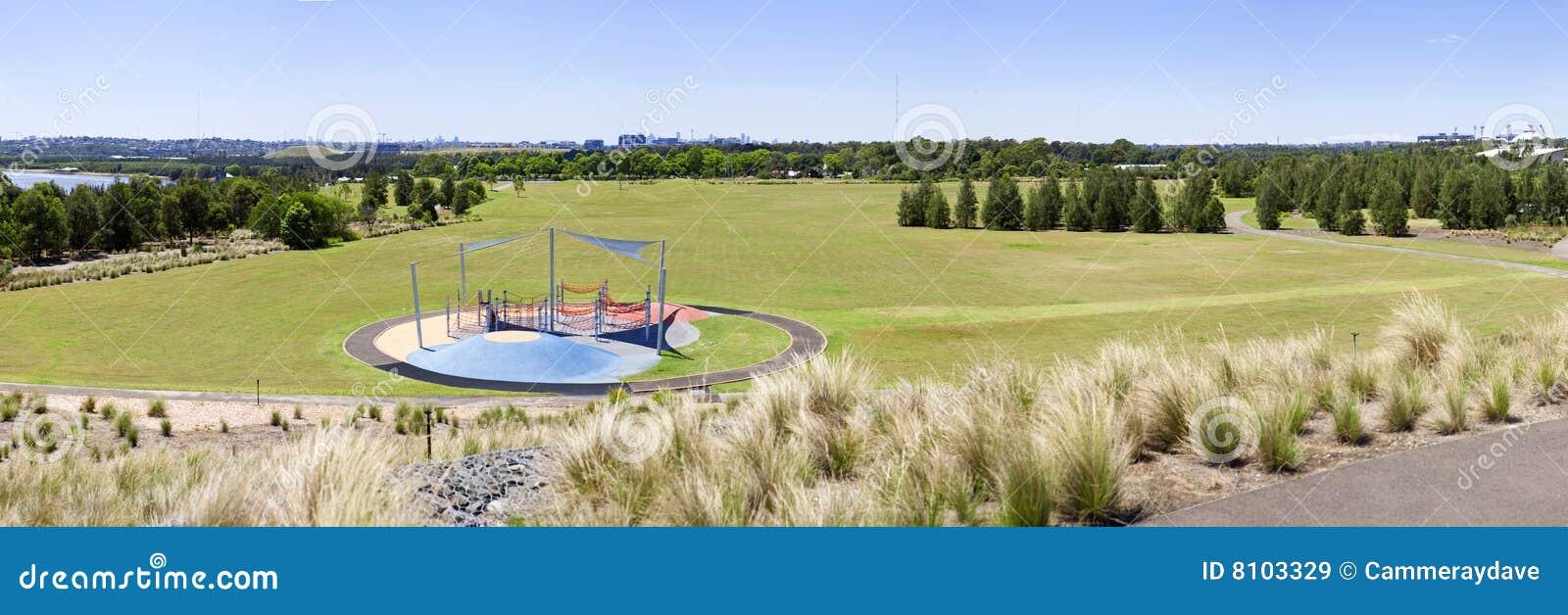 Sydney Homebush Olympic Park Royalty Free Stock Images