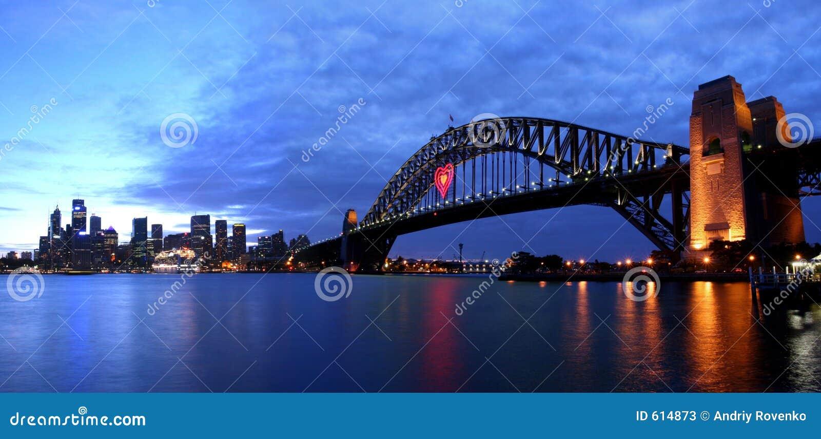 Sydney in Liefde