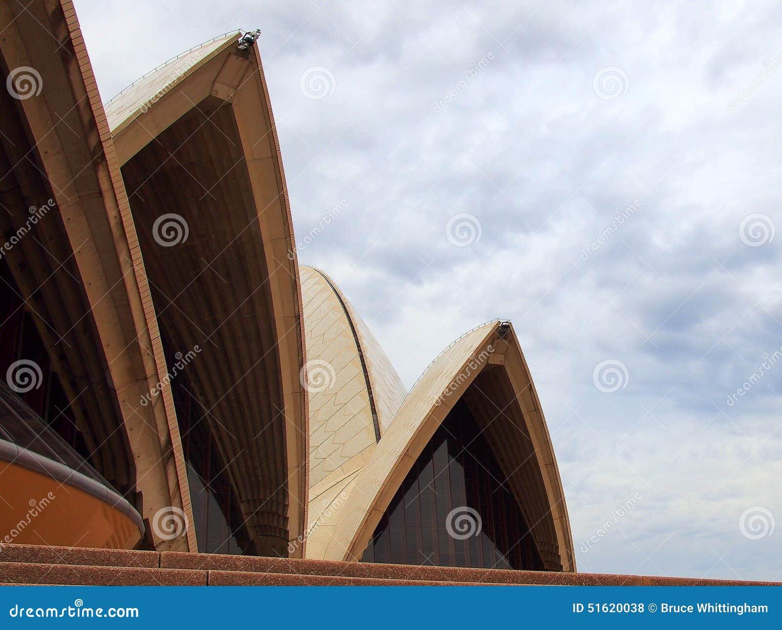 Sydney Opera House Sails