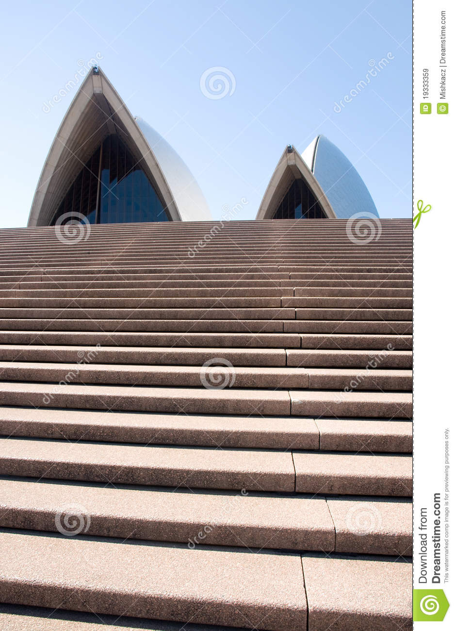 how to draw the sydney opera house step by step