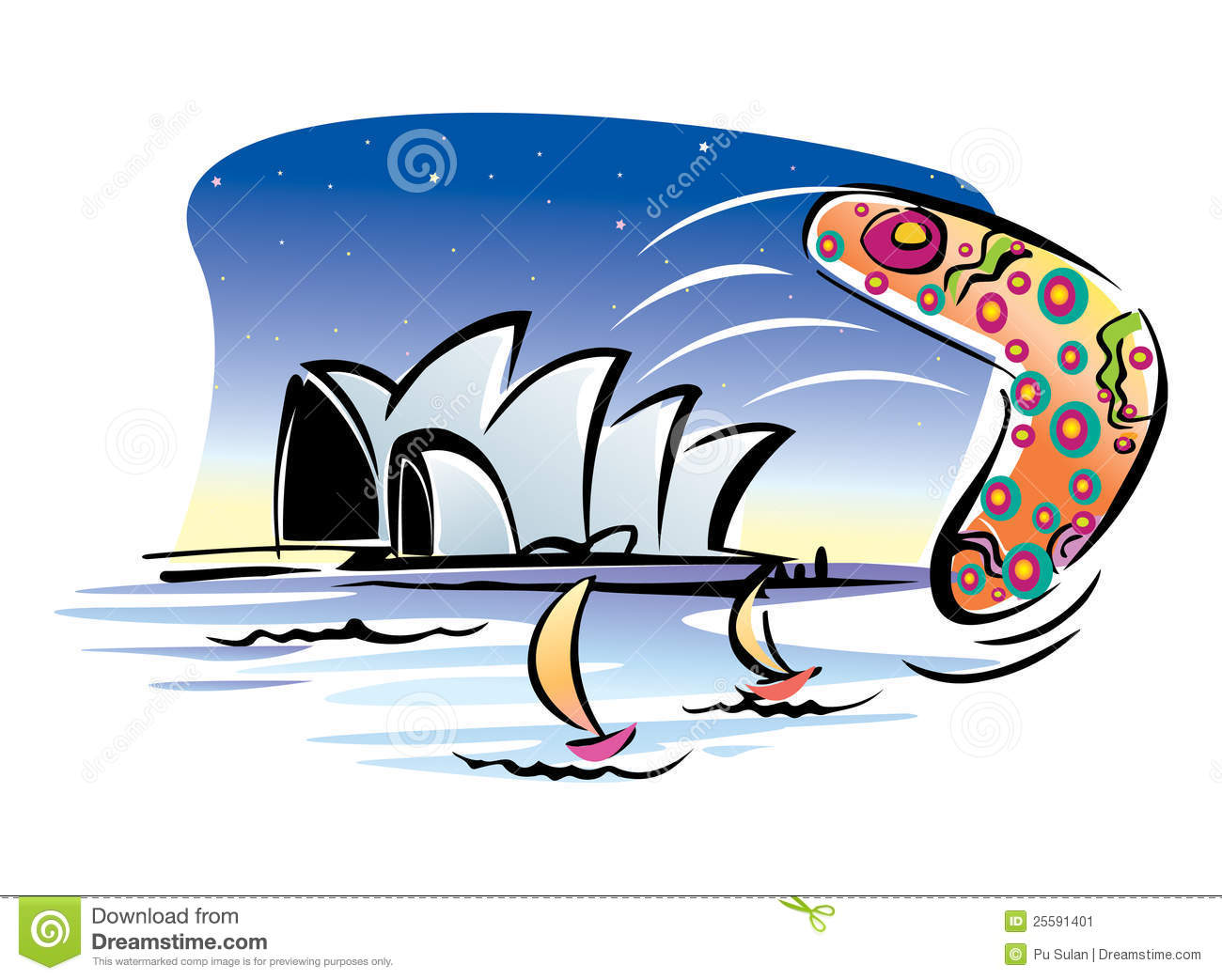 sydney opera house yacth beach game 25591401 - 20+ Sydney Opera House Images Clipart  Pictures