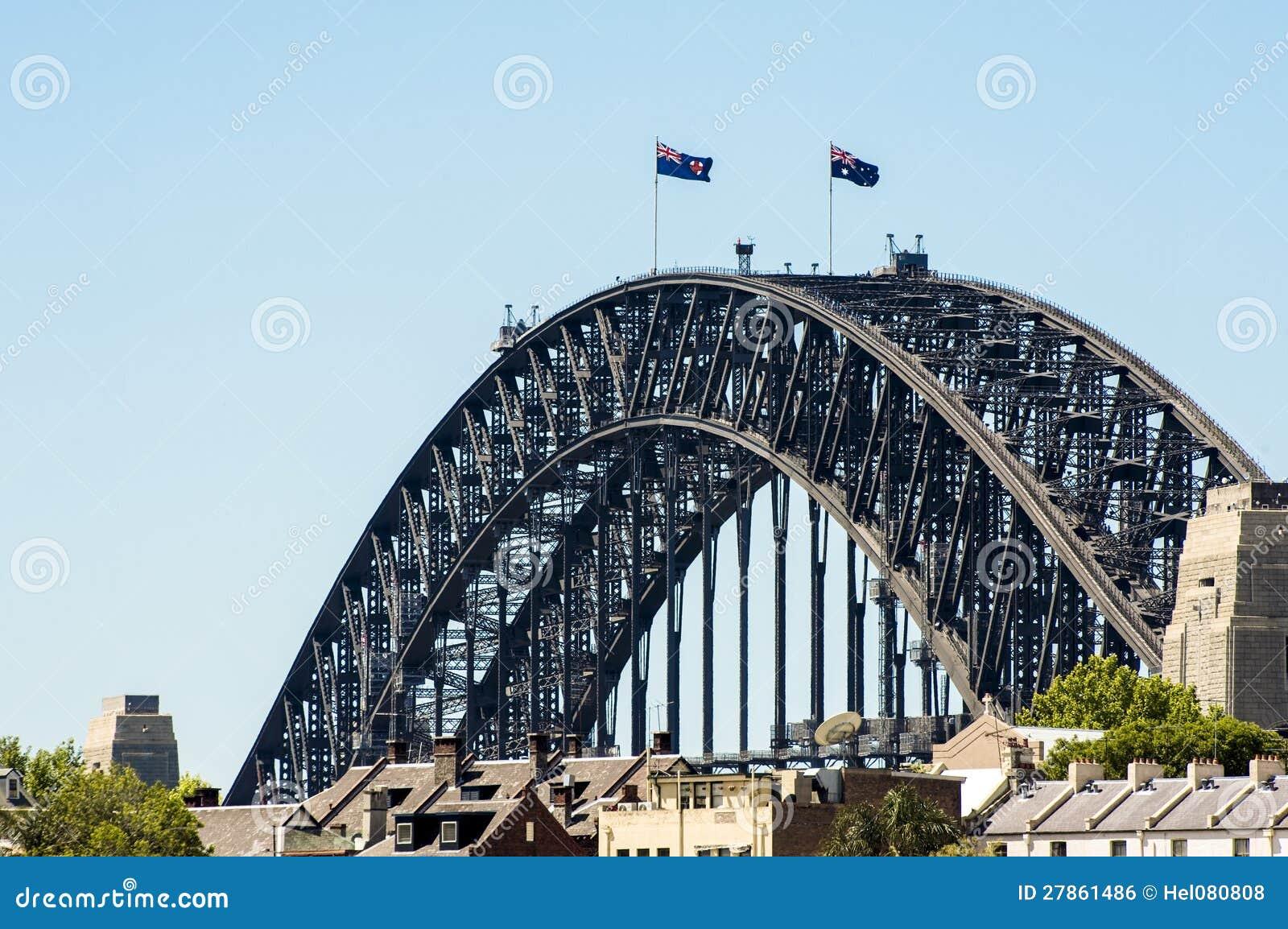 Sydney Schronienia Most