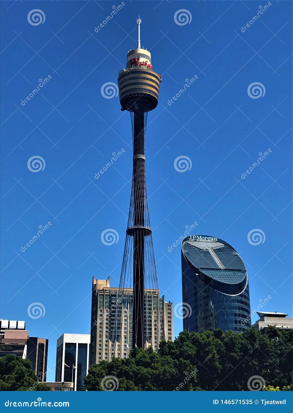 Sydney Tower Eye i Australien