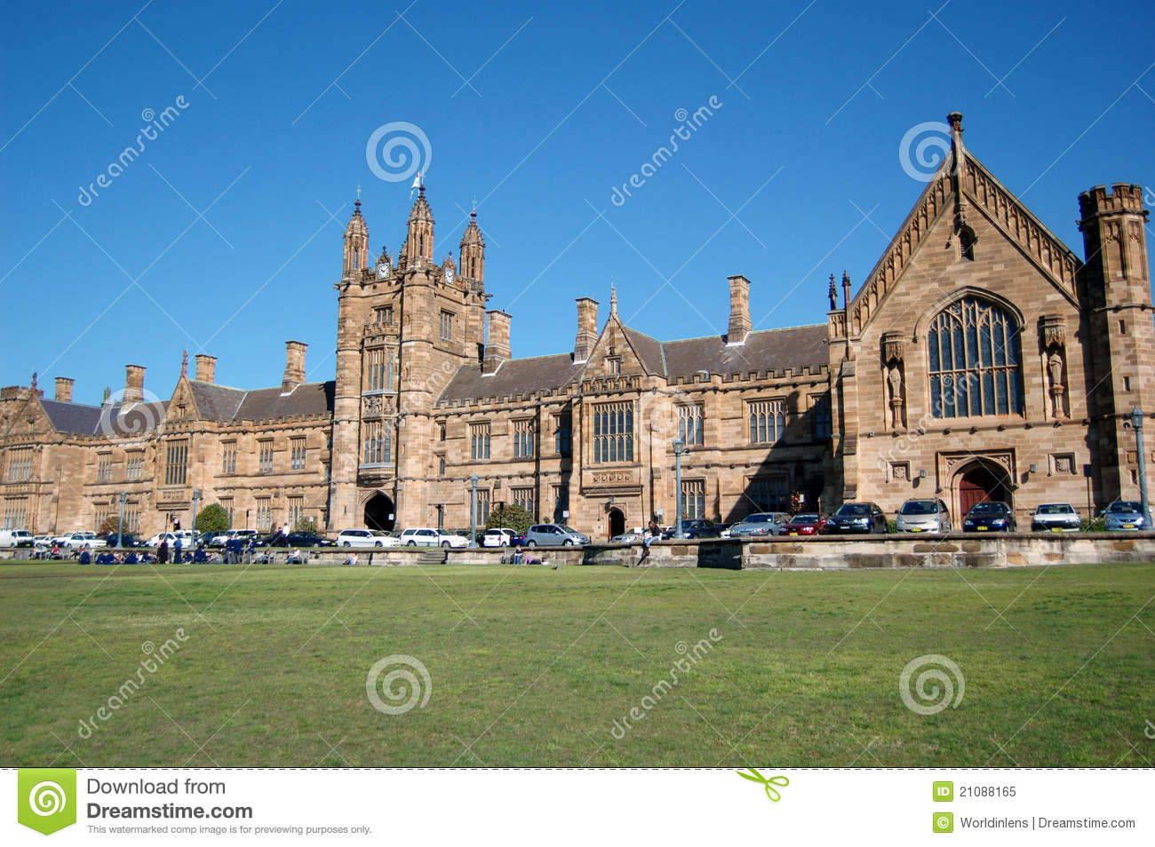 Business Administration sydney university art