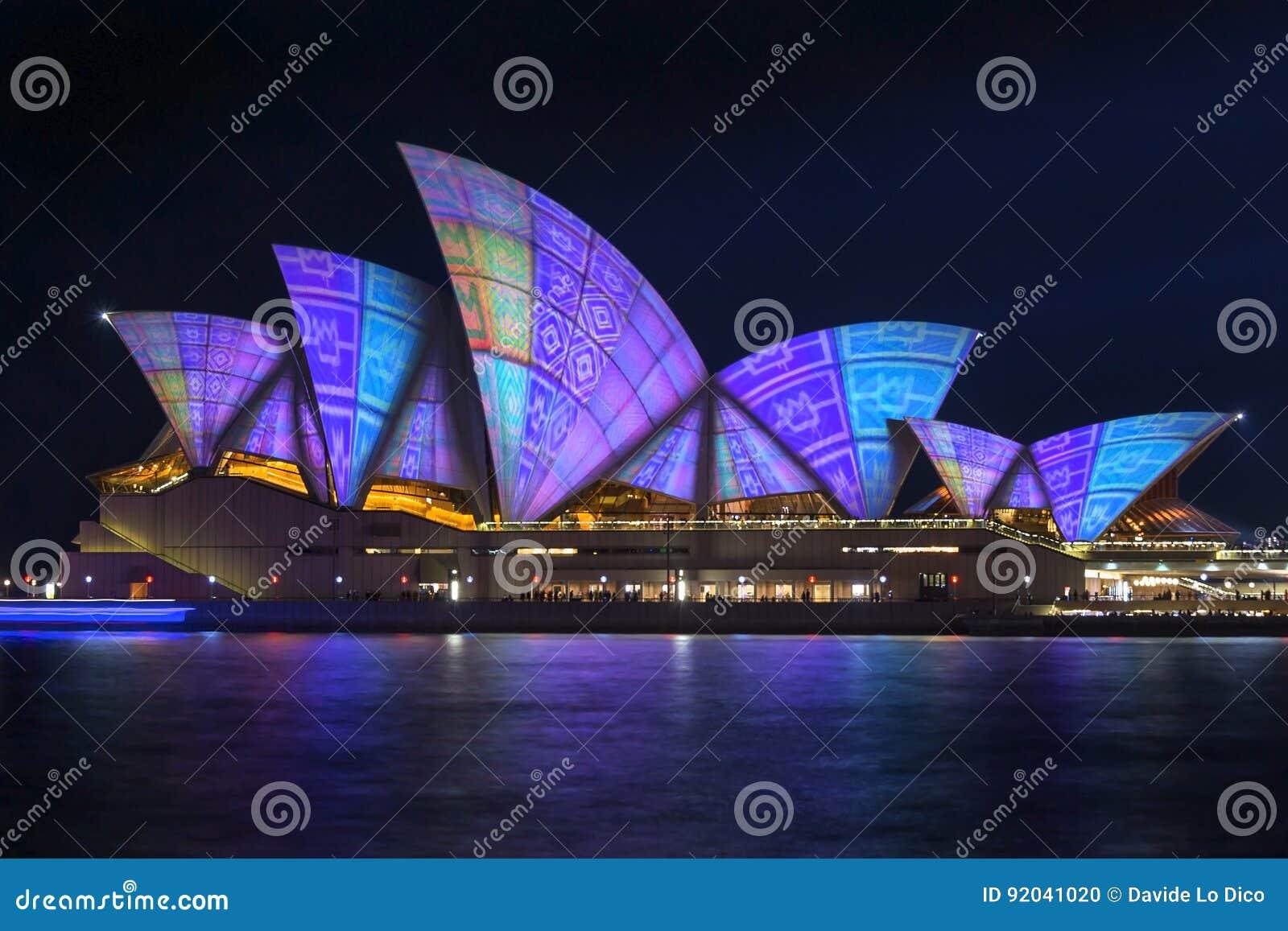Sydney vívido 2016