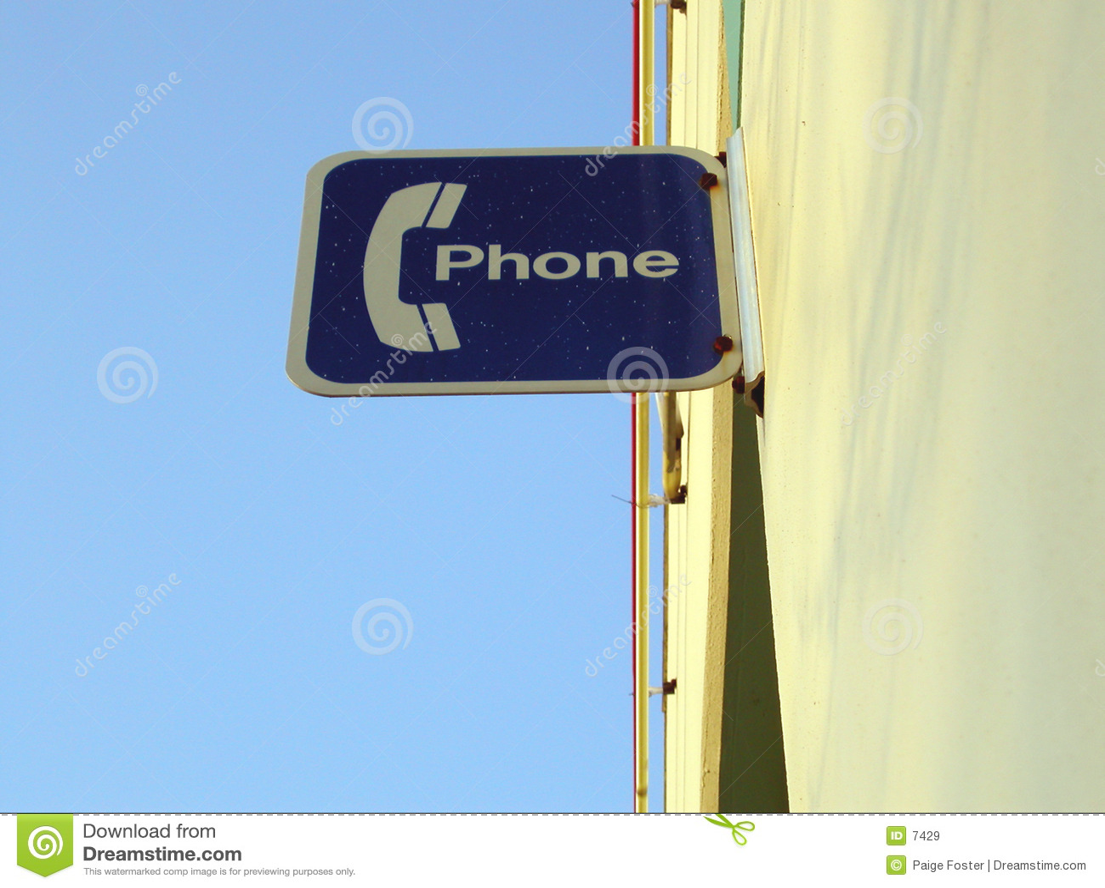 Sygnał telefonu