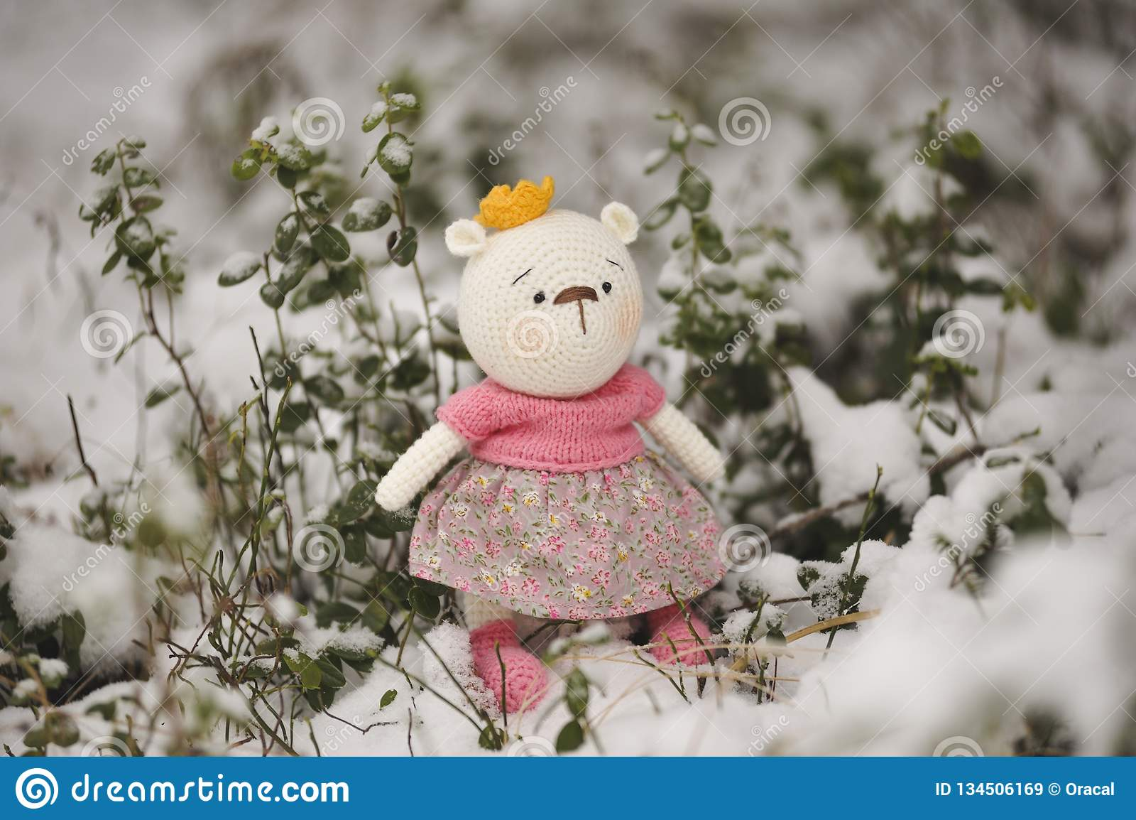 Amazon.com: Child's Crocheted Stuffed Amigurumi Toy Animal Plush ...   1154x1600