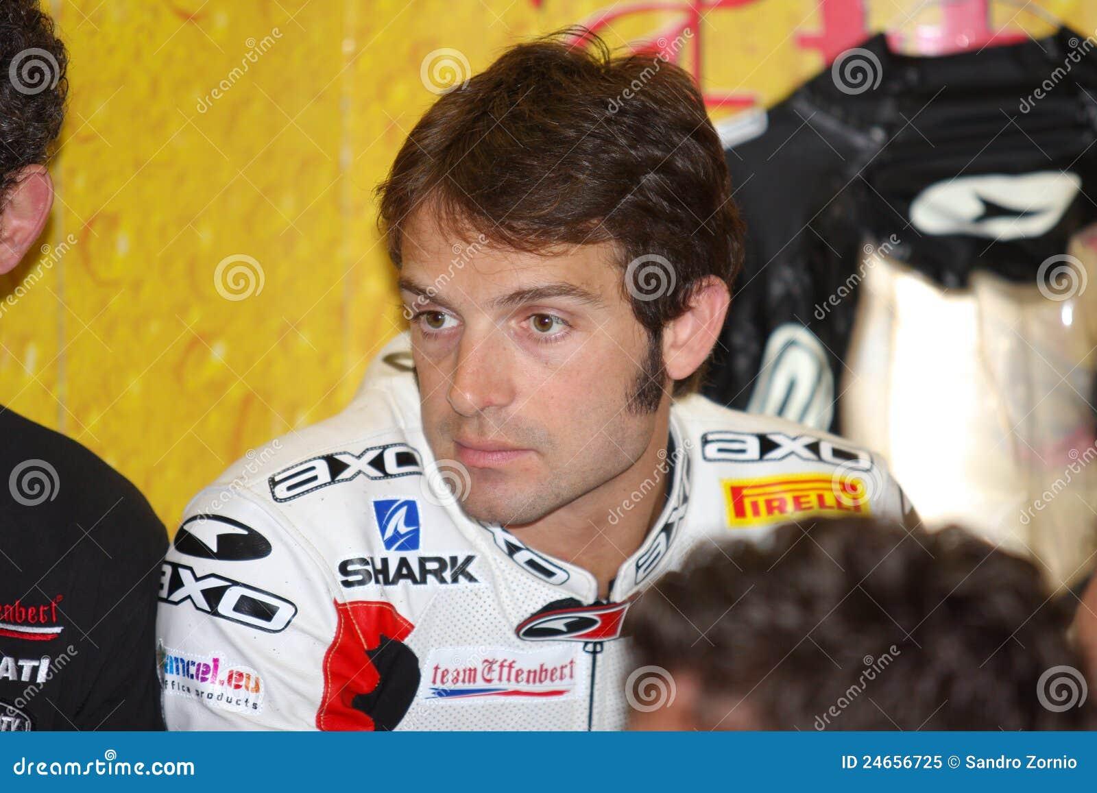 Sylvain Guintoli - Ducati1098R - Effenbert Liberty