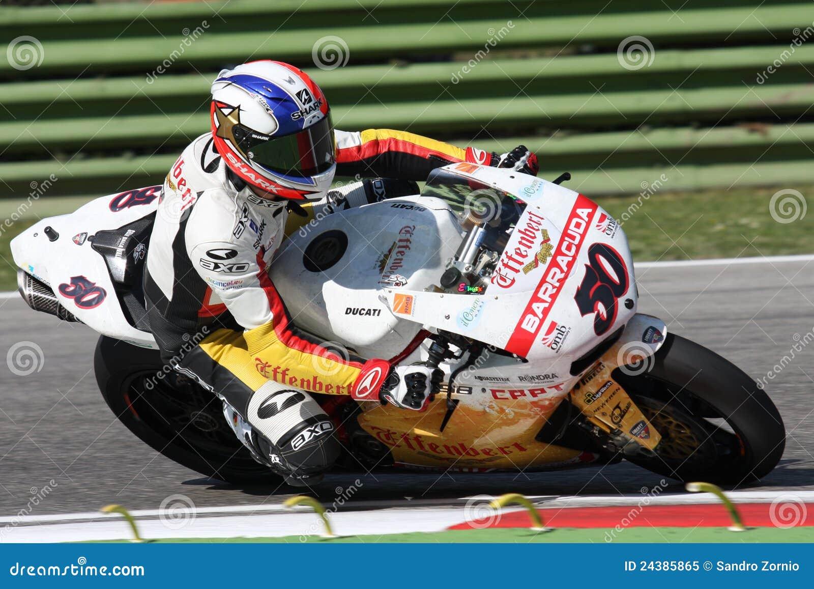 Sylvain Guintoli - Ducati1098R - liberté d Effenbert